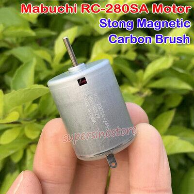 Mabuchi Dc 5v 6v 9v High Speed Mini Rc-280sa-2485 Electric Motor Carbon Brush