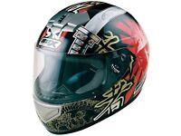 Motorbike Helmet (Size M)