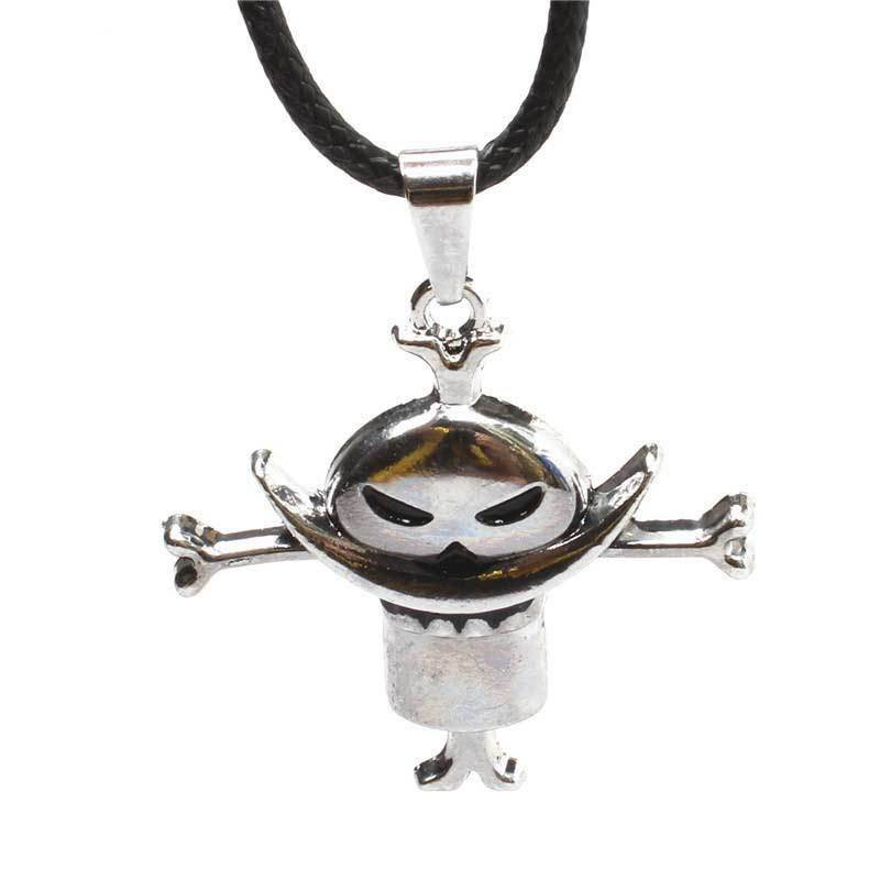 Anime Pendant Necklace One Piece Fairy Tail Luffy Miku Bday Gift Collection Toy