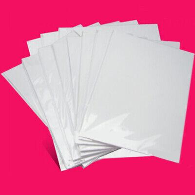 40pcs Heat Transfer Paper Iron On Dye Sublimation Mug Cup Plate T-shirt 2921cm