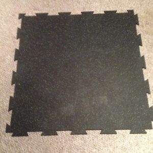 interlock rubber mats for exercise space