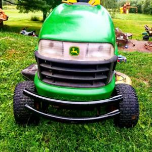 Sell or trade John Deere la135 tractor