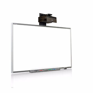 SMART Board SB685 and SMART Projector UX60 London Ontario image 1