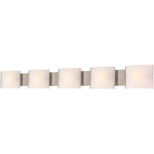 Pannelli 5 Light 52 inch Vanity Light Wall Light