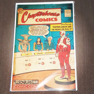 CHAPTER HOUSE COMICS #1