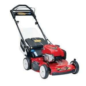 TORO 22-inch Personal Pace Self-Propelled Gas Lawn Mower