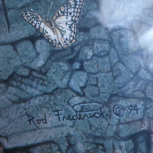 Art Picture Signed Numbered Toucan Rod Frederick The Lost World Kitchener / Waterloo Kitchener Area image 3