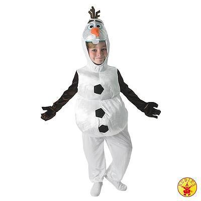 RUB 3610367 Disney Lizenz Kinder Kostüm Olaf Schneemann Frozen Die - Olaf Kostüm Kind