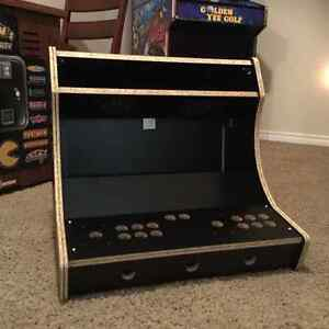 New Fully Assembled Arcade Bartop Cabinet for PC/Jamma Board