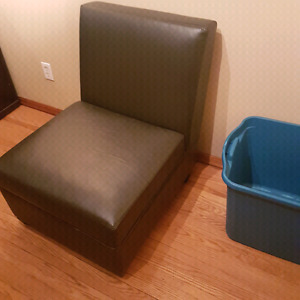 Leather chair 40obo