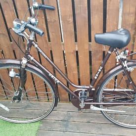 Vintage Union holland dutch bicycle Arianna model