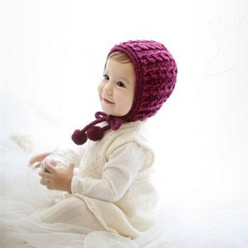 Baby Beanie Girls Winter Warm LP