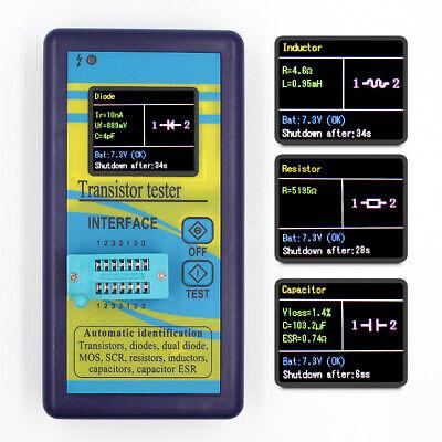 Special Version Multi-purpose Meter Lcr Esr Mosfet Inductance Resistor