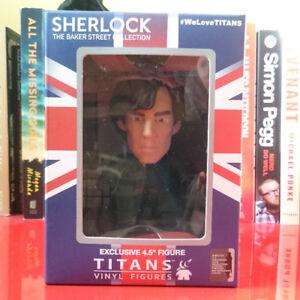 Sherlock Titans Vinyl Figure