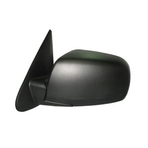 Hyundai Santa Fe Non Heated Power Replacement Driver mirror