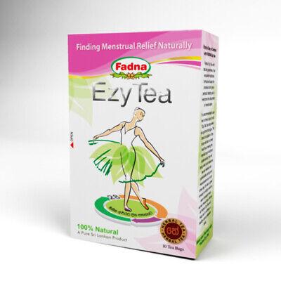 Womens Relief (Womens Menstrual Relief Naturally Herbal Tea Bags Traditional Ayurvedic recipe )