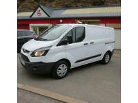 Ford Transit Custom 2.2TDCi ECOnetic 310 L1H1 Shelving With Air Con Park Pilot