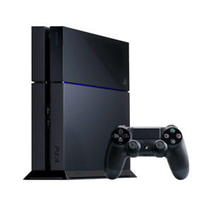 PS4 500GB video game system works perfectly in pristine conditio