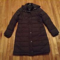 Manteau hiver femme en duvet