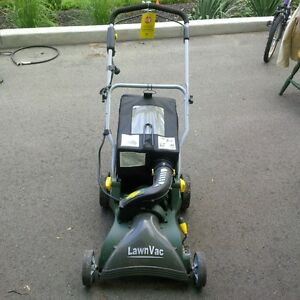 Yardworks Lawn Vacuum - Not a lawnmower Cambridge Kitchener Area image 1