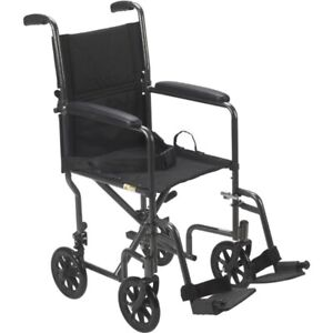 NEW&USED Light Weight Transport WheelChair/ Portable Wheel Chair