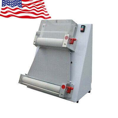 Safty Automatic Pizza Dough Roller Sheeter Machine Pizza Making Machine 370w