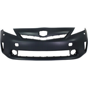2012 - 2014 TOYOTA PRIUS V FRONT BUMPER TO1000390 5211947924