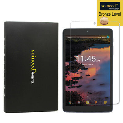 SOINEED T-Mobile Alcatel A30 8'' Tablet 9024W Tempered Glass Screen Protector