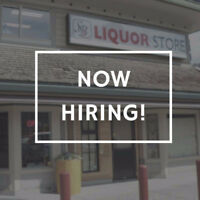Liquor Store Cashier/Clerk