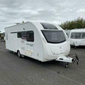 2013 Swift Archway Sport 570 Touring Caravan - 4 Berth