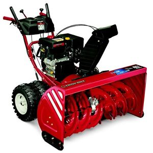An AMAZING snowblower and Powerful too !!