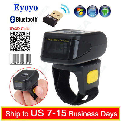 Bluetooth 2d Barcode Scanner - Buyitmarketplace ca