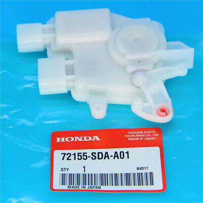 Driver Left Side Power Door Lock Actuator for Honda Accord Ridgeline Acura TSX