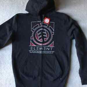 HALF PRICE BRAND NEW ELEMENT HOODED JACKET YOUTH M