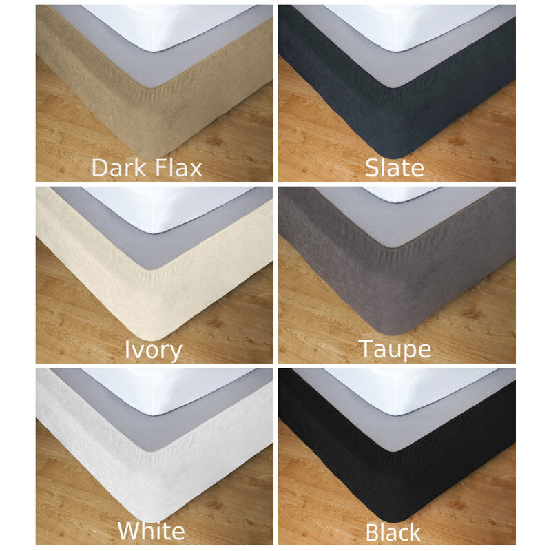 Apartmento Stretch Over Valance Bed Wrap Single Double