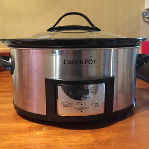 Crock Pot - 6qt