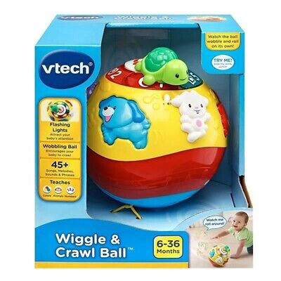 9 Year Old (Move and Crawl BABY BALL VTECH 6 9 12 Months 1 Year Old Self-Rolling Boy)