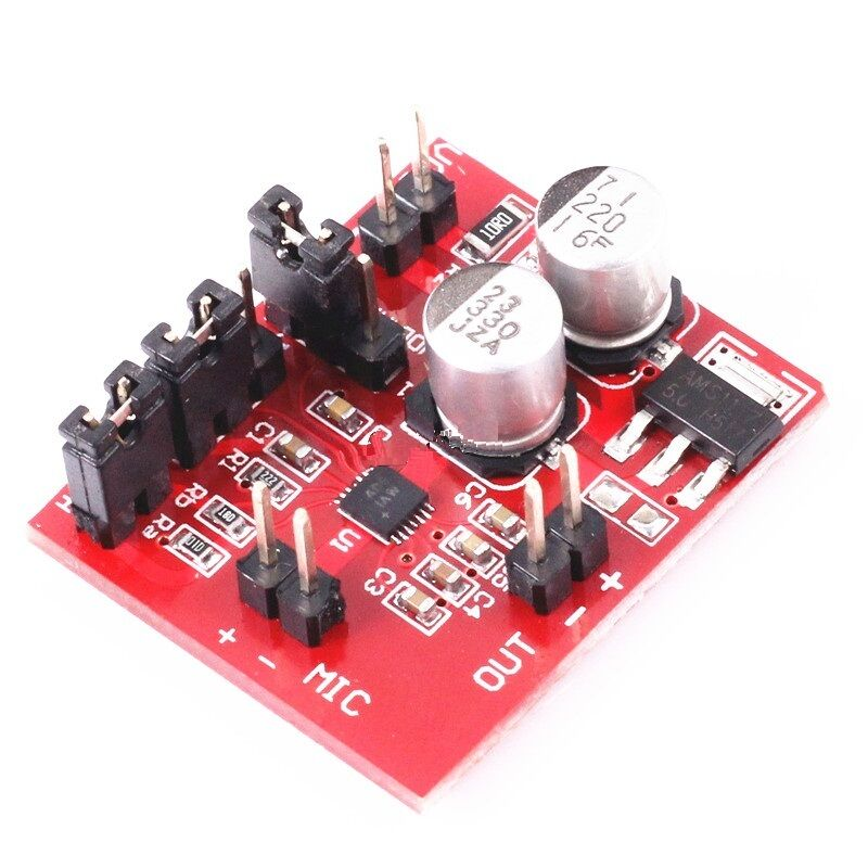 1pcs NEW MAX9814 Electret Microphone Amplifier with AGC Function