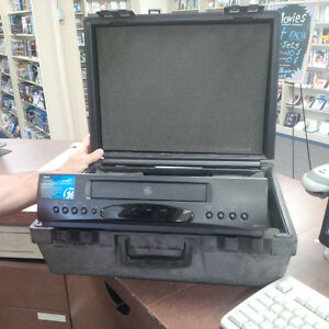 VCR Plus Travel Master Carry Case