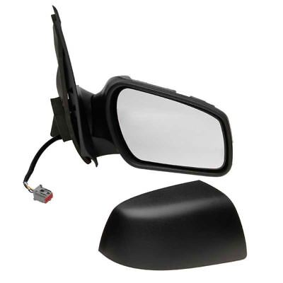 FORD FIESTA MK6 2005 2008 ELECTRIC BLACK DOOR WING MIRROR DRIVERS SIDE RIGHT OS