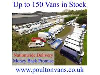 2013 (13) FORD TRANSIT CONNECT T230 TREND LWB HIGH ROOF VAN 1.8TDCI,110BHP,Small