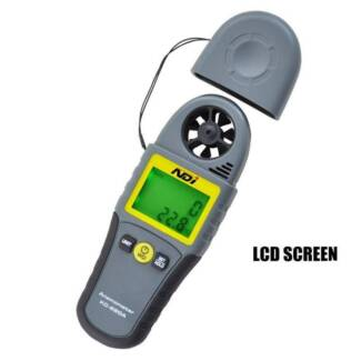 Digital Anemometer & Thermometer NEW