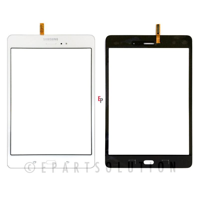OEM Samsung Tab A 8.0 SM-T350 SM-T355 SM-T357 Touch Screen Glass Digitizer White