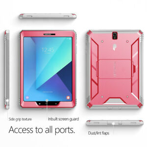 oetic Revolution Galaxy Tab S3 9.7 Case- Pink