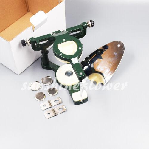 Dental Lab Adjustable Big Size Full Mouth Magnetic Articulator Equipment Denture