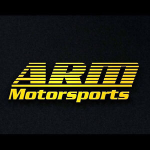 ARM Motorsports Parts - Authorized Dealer - Installer