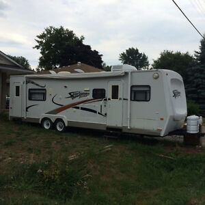 Luxury  Used Or New RVs Campers Amp Trailers In Barrie  Kijiji Classifieds