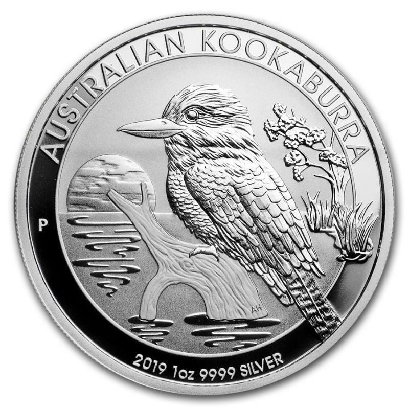 2019 1 oz Australia Silver Kookaburra (BU)