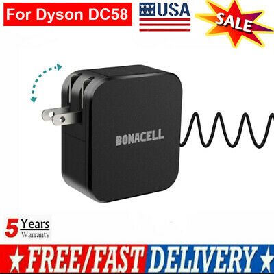 Adapter Charger For Dyson V6 DC58 DC59 DC60 DC61 DC62 DC72 Vacuum Cleaner USPS