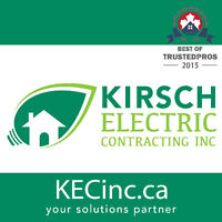 Electrician & Electrical Contractor Greater Hamilton